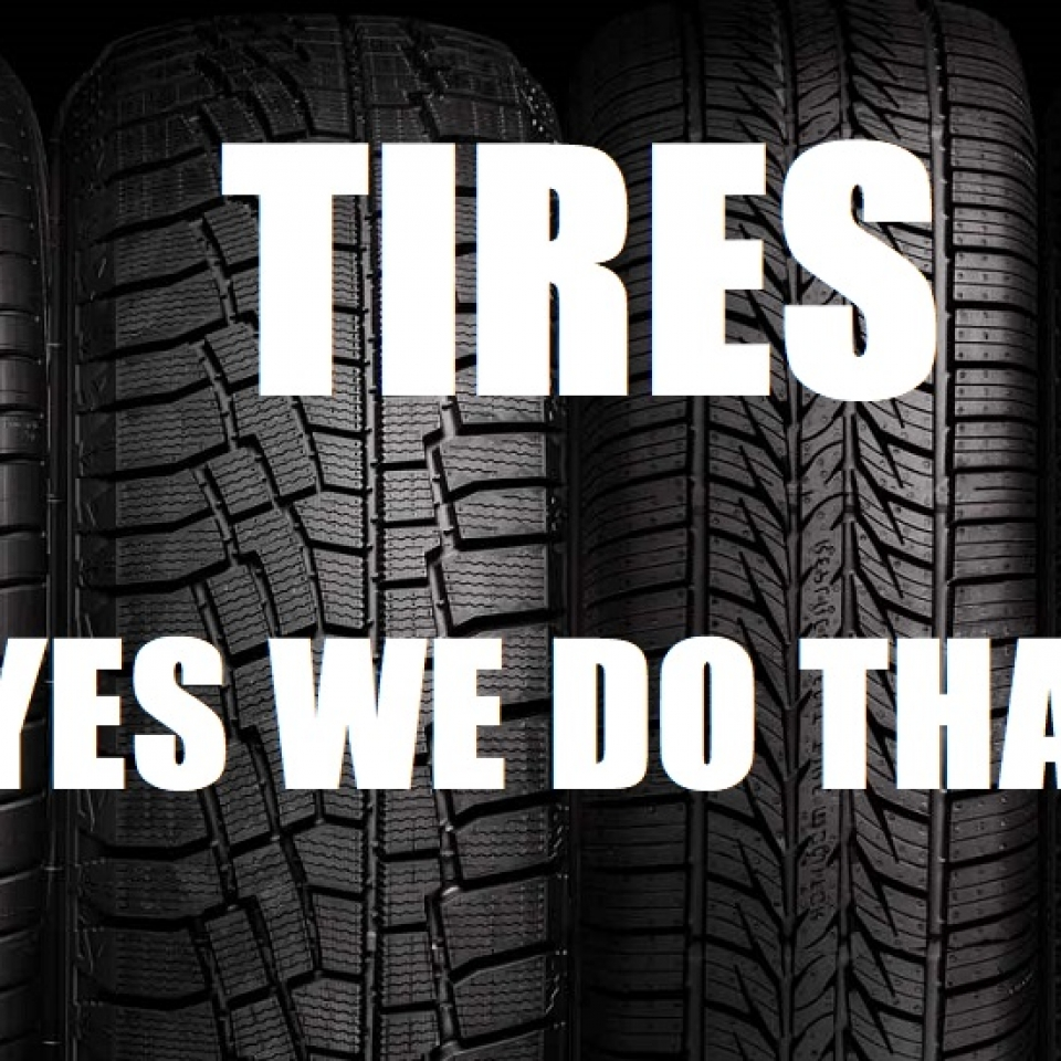 Tire installation, mount and balance, tire sales, tire repair, Balancing, tires,