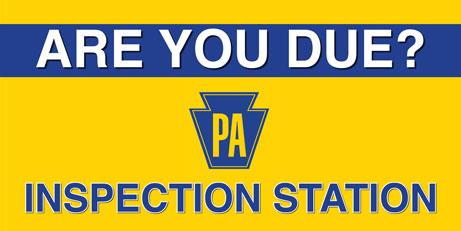 pa inspection, pa emissions test, OBD2, OBDII, EMISSIONS, INSPECTION
