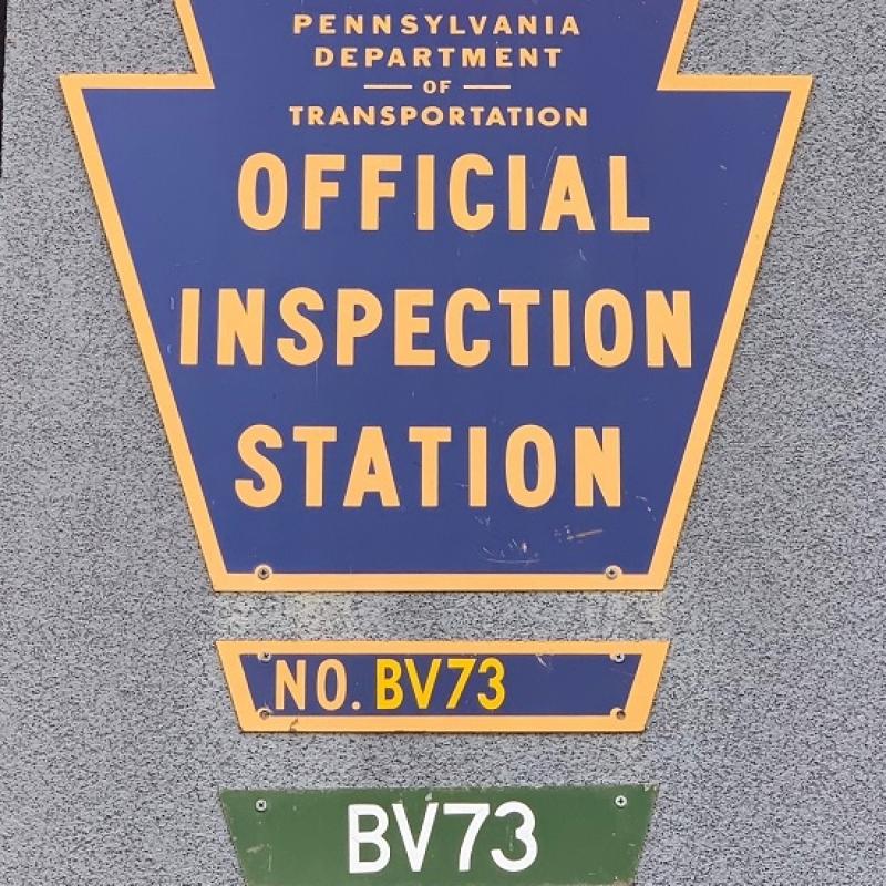 State inspection station, emissions station, OBD2 OBDII